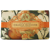 Orange Blossom Triple Milled Soap|3.9500|3.9500