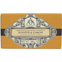Aromas Artesanales de Antigua - Juniper & Lemon Triple Milled Soap