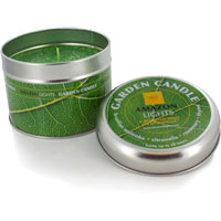 Ashleigh & Burwood - Amazon Lights - Garden Candle