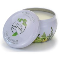 Earth Secrets - Scented Candle - Lime Blossom