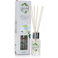Reed Diffuser - Green Tea & Jasmine|6.5000|6.5000