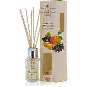 Earth Secrets - Reed Diffuser - Cassis & Mandarin