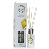Earth Secrets - Reed Diffuser - Daisy & Daffodil