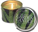 Ashleigh & Burwood - Garden Incense Candle