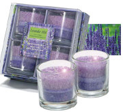 Ashleigh & Burwood - Mini Candle Jars - Lavender Mist