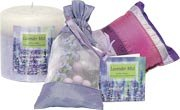 Ashleigh & Burwood - Raw Silk Cushion - Lavender Mist