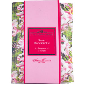 Ashleigh & Burwood The Scented Home - Fragranced Sachets - Sweet Honeysuckle