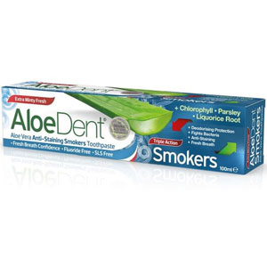 Aloe Vera Anti-Staining Smokers Toothpaste|4.6000|2.9900