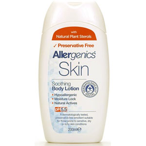 Allergenics - Skin Soothing Body Lotion