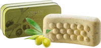 Asquith & Somerset - Olive Oil Exfoliating Massage Bar