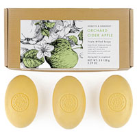 Asquith & Somerset - Orchard Cider Apple Soap Set