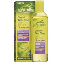 Organic Tea Tree Anti-Dandruff Shampoo|6.2500|6.2500