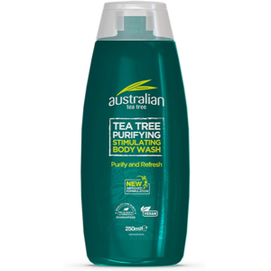 Australian Tea Tree - Organic Tea Tree Deep Cleansing Skin Wash
