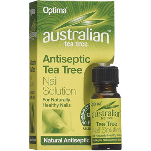 Australian Tea Tree - Antiseptic Tea Tree Nail Solution