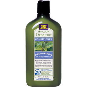 Avalon Organics - Peppermint Strengthening Conditioner