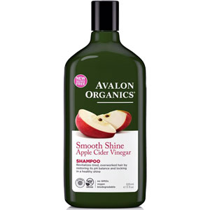 Avalon Organics - Smooth Shine Apple Cider Vinegar Shampoo