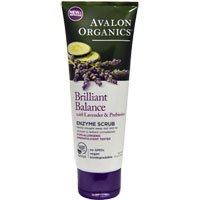 Avalon Organics - Brilliant Balance Enzyme Scrub