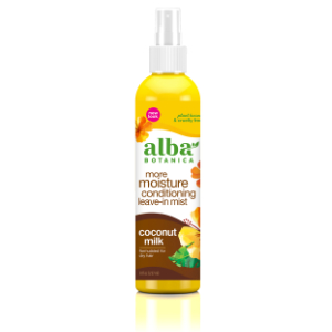 Alba Botanica - Hawaiian Leave-In Conditioning Mist