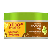 Hawaiian Body Cream - Coconut Milk|9.9900|9.9900