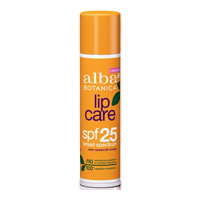 Alba Botanica - Lip Care SPF 25