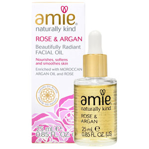 Amie - Rose & Argan Beautifully Radiant Facial Oil