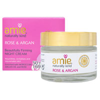 Rose & Argan Beautifully Firming Night Cream|15.9500|15.9500