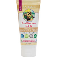 Badger - Unscented Broad Spectrum Sunscreen SPF30