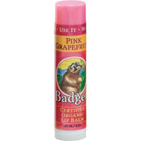 Badger - Pink Grapefruit Lip Balm