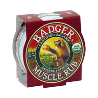Badger - Muscle Rub
