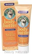 Badger - Fresh Citrus Body Butter