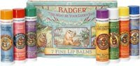 Badger - Badger Lip Balm Gift Set
