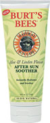Burt's Bees - Aloe & Linden Flower After Sun Soother