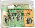 Burt's Bees - Travel & Natural Remedy Kit