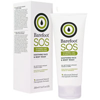 Barefoot SOS - Soothing Face & Body Wash
