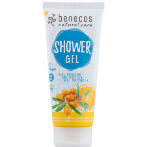 Benecos - Shower Gel - Sea Buckthorn & Orange