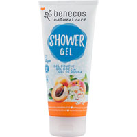 Benecos - Shower Gel - Apricot & Elderflower