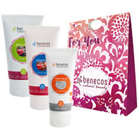 Benecos - Benecos Body Care Gift Set - Pomegranate & Rose