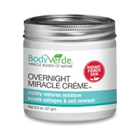 Body Verde - Overnight Miracle Crème