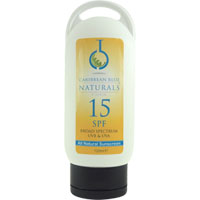 Caribbean Blue - Sun Shield SPF15