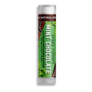 Crazy Rumors - Lip Balm - Mint Chocolate