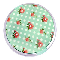 Danielle Creations - Vintage Roses Compact Mirror