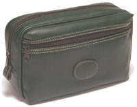 Danielle Creations - Men's Clutch Wash Bag - Black