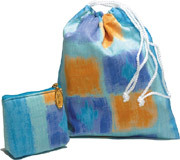 Danielle Creations - Summer Breeze Wash Bag & Coin Purse