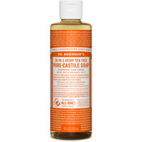 18-in-1 Hemp Tea Tree Pure Castile Soap|6.9900|6.9900