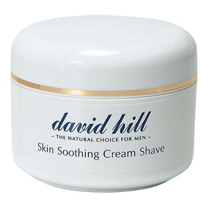 David Hill for Men - Skin Soothing Cream Shave