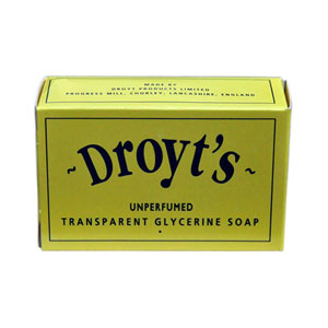 Droyt - Unperfumed Transparent Glycerine Soap