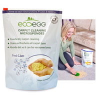 Ecoegg - Carpet Cleaning Microsponges