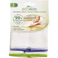 Ecoegg - Wood Fibre Cloths