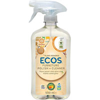 Ecos Earth Friendly Products - Furniture Polish + Cleaner