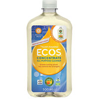 Ecos - Earth Friendly Products - Orange Mate Concentrate - All Purpose Cleaner